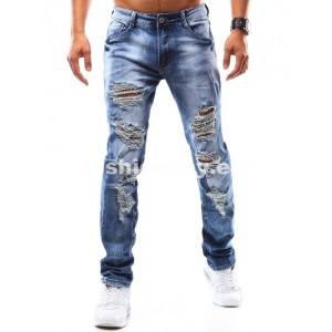 Štýlové nohavice pre mužov