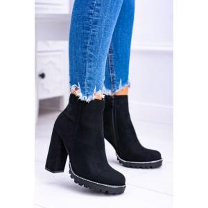Dámske kotníkové topánky na jar