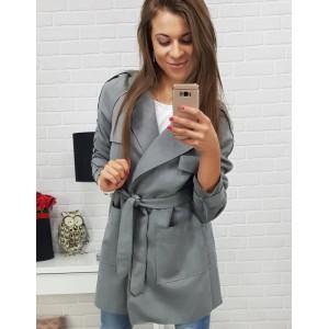 Dlhý kabát dámsky