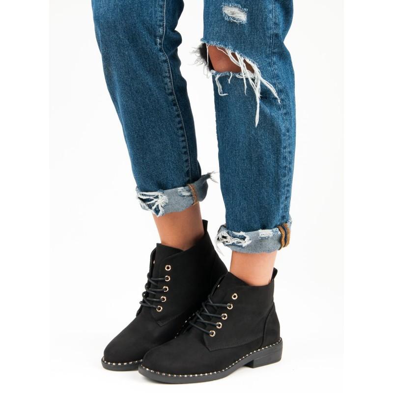 9621d9a473 Jesenné topánky na šnurovanie