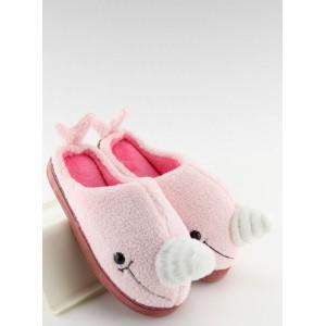 Domáce papuče ružové