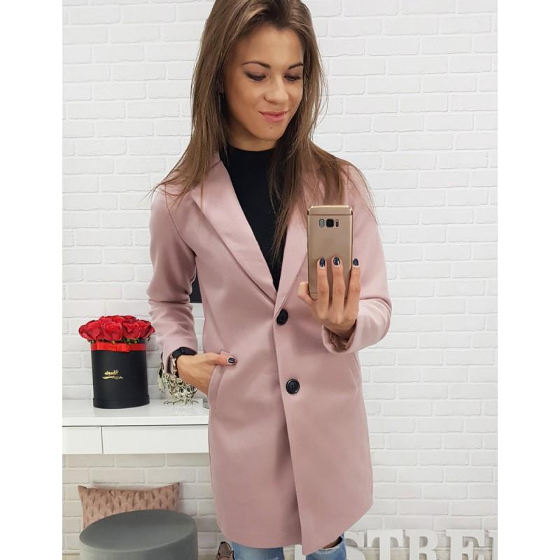 Prechodný kabát dámsky s gombíkmi cdc85008668