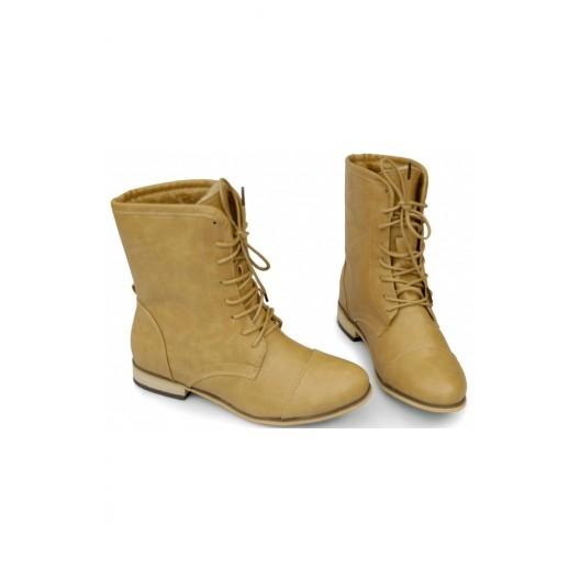 6d35d13c27 Pohodlné dámske topánky svetlo-hnedej farby - fashionday.eu