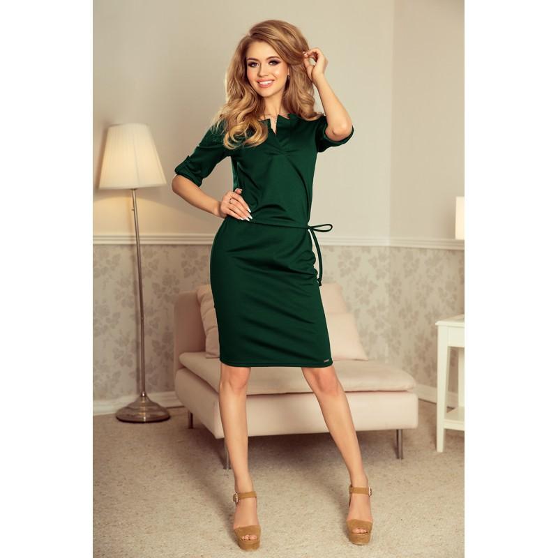 Dámske spoločenské šaty na ples v zelenej farbe 40220709ddd