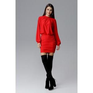 Červené šaty pre dievčatá na ples
