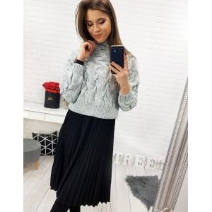 1c99380b6380 Krátka skladaná sukňa pre dámy ...