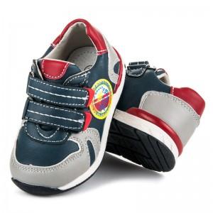 91ba3a269 Plátené detské topánky modrej farby Paw patrol