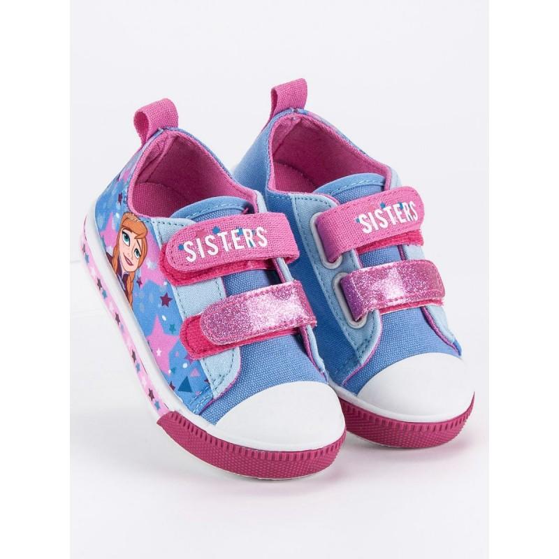 b8da45c9d9df8 Farebné detské topánky s rozprávkovým motívom