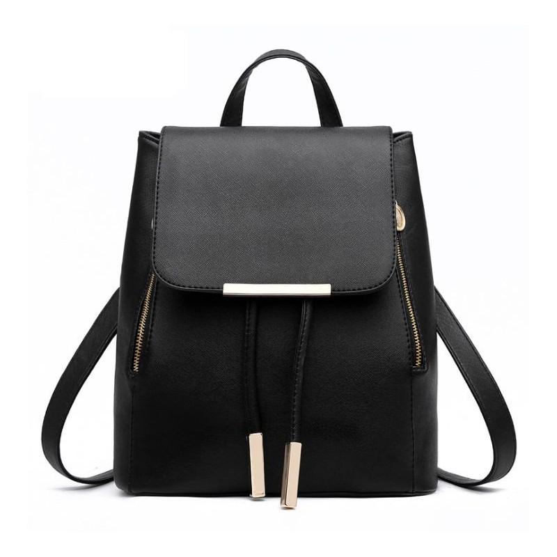 a6a7a0a126 Čierny dámsky batoh elegantný