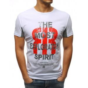 Športové pánske tričko s originálnym dizajnom