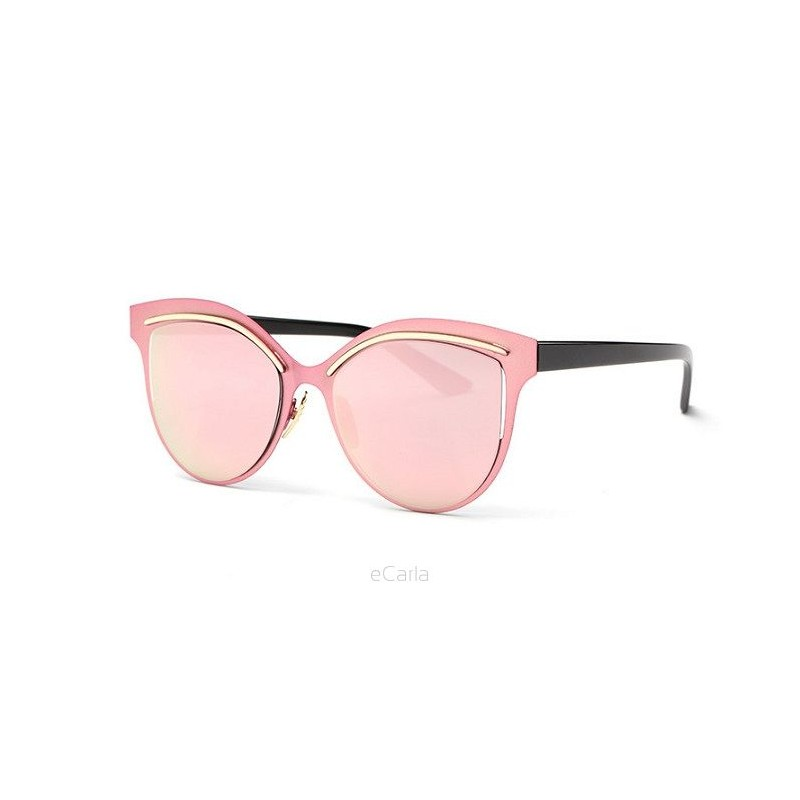 Dámske slnečné športové okuliare v ružovej farbe 03c7f7da81e