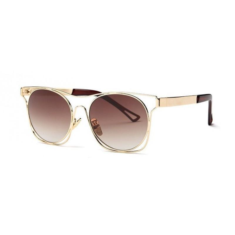 Štýlové dámske slnečné okuliare e5f867b4dad
