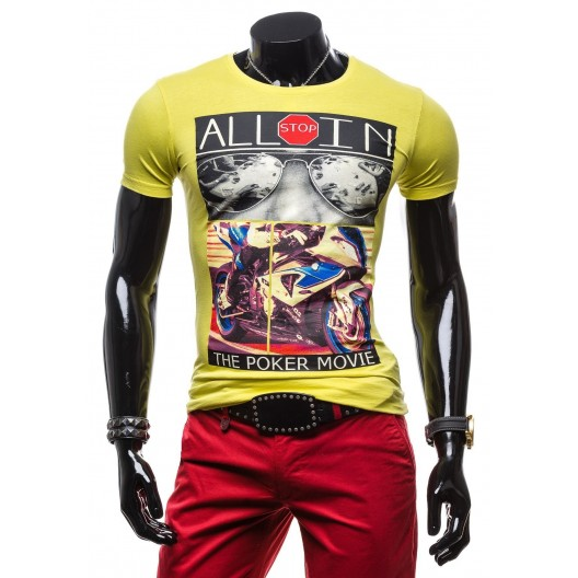 Pánske tričká s potlačou za najlepšie ceny