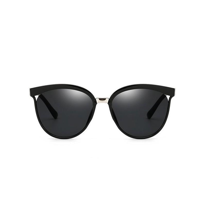 2faebb478 Veľké čierne dámske slnečné okuliare