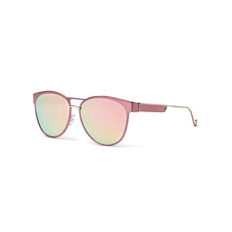 Slnečné okuliare dámske ružovej farby 85b51b2442d