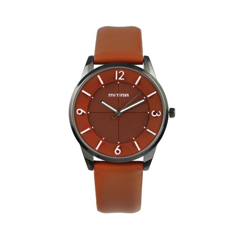 422ae11b7 Hnedé náramkové hodinky dámske s arabskými číslicami
