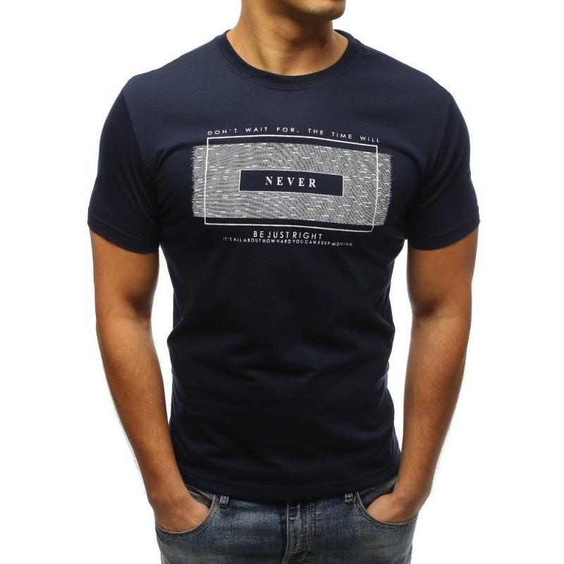 8b6215b8fbd3 Pánske značkové tričko