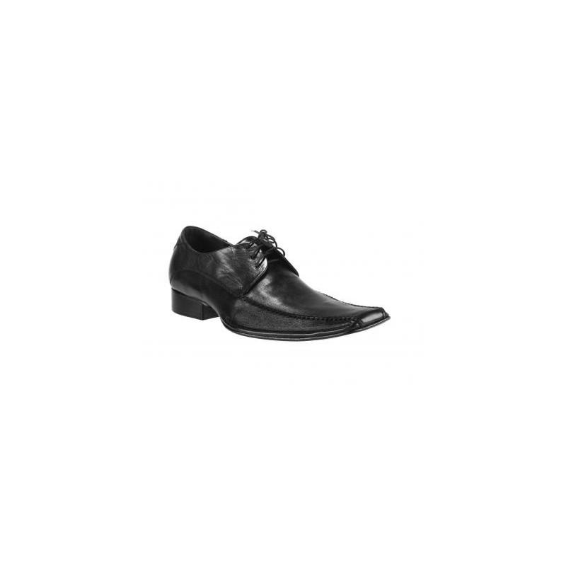 4bc3d9b2e842 Moderné pánske kožené šnurovacie topánky Svadobná obuv pre pánov ...