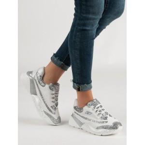Trblietavé dámske topánky