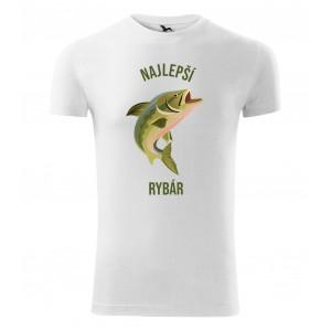 Pánske tričko pre najlepšieho rybára