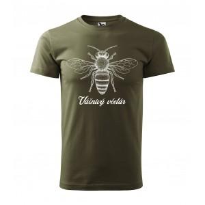 Originálne pánske tričko pre každého včelára