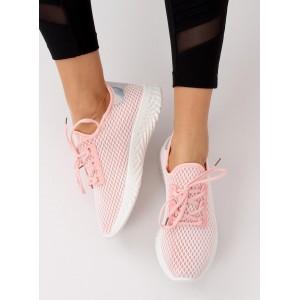 Dámske topánky v ružovej farbe