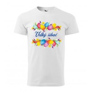Pánske tričko na veľkú noc pre každého šibača