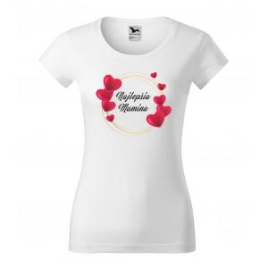 Dámske tričko pre najlepšiu maminu