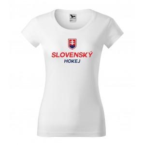 Dámske hokejové tričko na majstrovstvá sveta na Slovensku