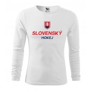 Pánsky nátelník s nápisom Slovenský hokej
