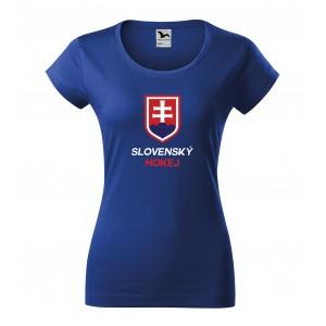 Dámske tričko na MS 2019 v hokeji na Slovensku