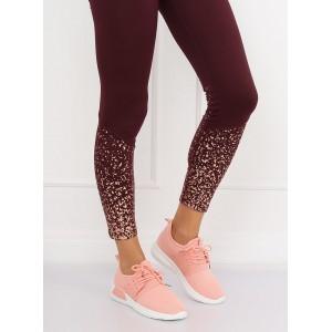Ružové dámske topánky
