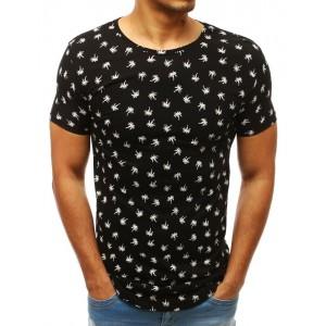 Pánske predĺžené tričko s potlačou