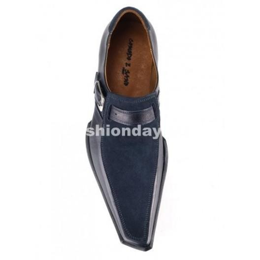 Pánske topánky - tmavo modré
