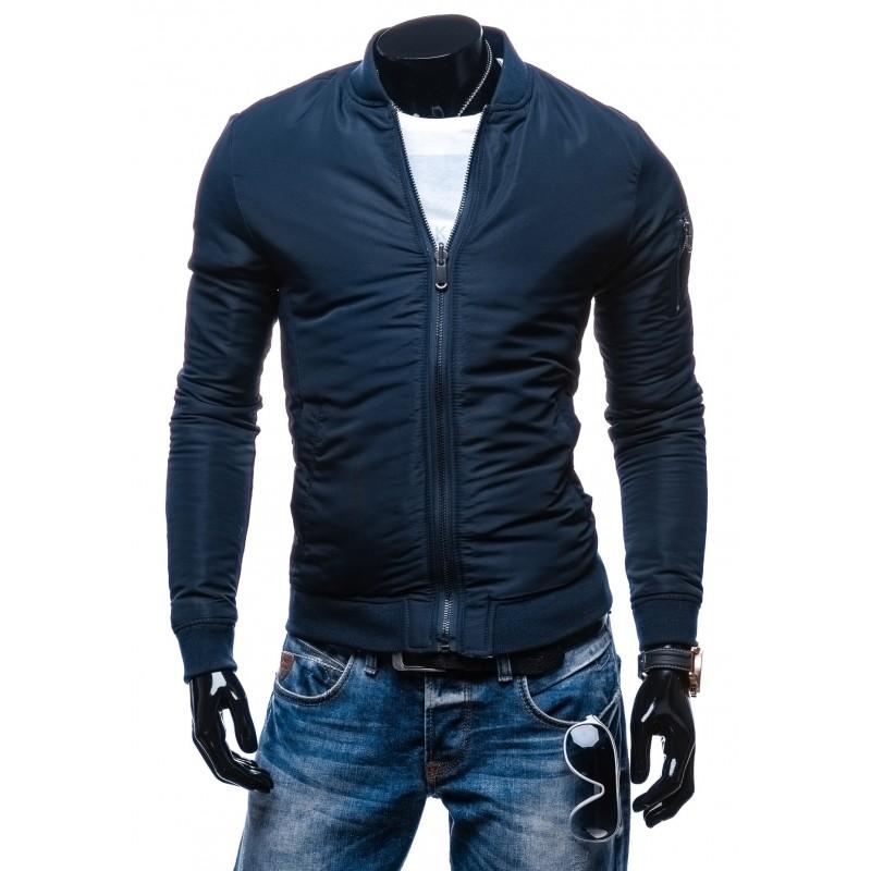 Najlacnejšie pánske jarné bundy vhodné na každý deň - fashionday.eu f35a56385e9