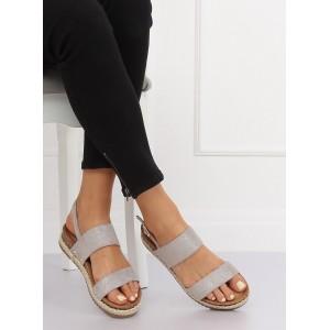 Letné dámske sandále s mäkkou vnútornou vložkou