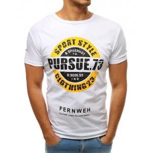 Elegantné pánske tričko s potlačou