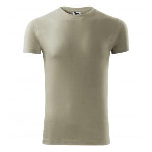 Stýlové pánske tričko s krátkym rukávom