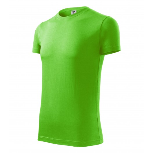 Štýlové zelené pánske tričko z bavlny