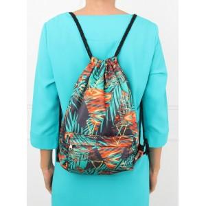 Farebná športová taška na chrbát