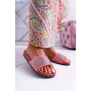 Elegantné dámske papuče