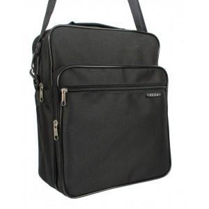 Čierna pánska taška na rameno