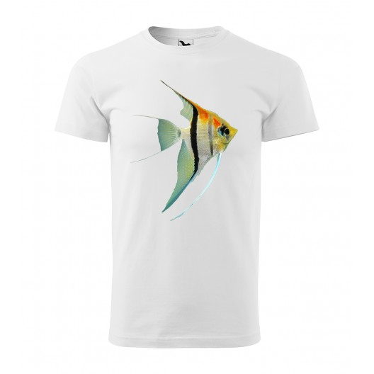 Štýlové pánske tričko s potlačou