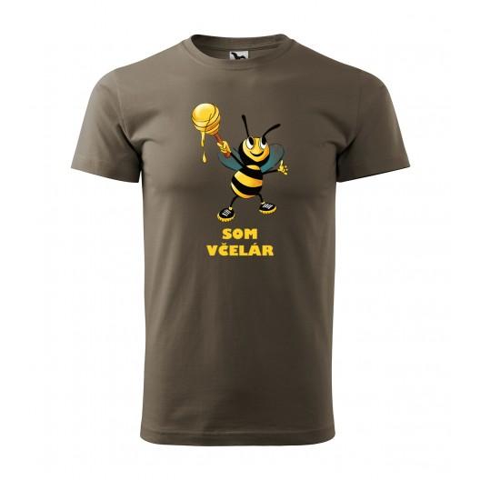 Štýlové pánske tričko pre včelára