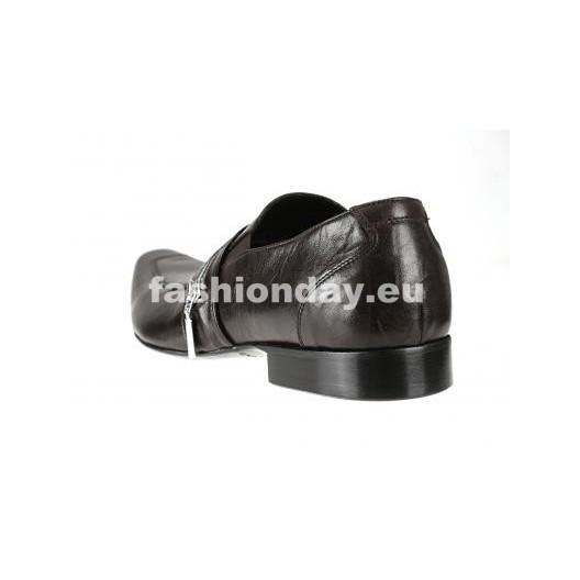 Pánske topánky - tmavo hnedé