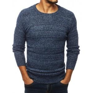 Modrý sveter pre pánov