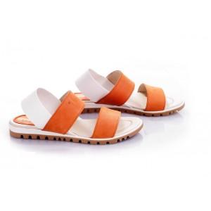 Dámske sandále za najlepšie ceny oranžovej farby
