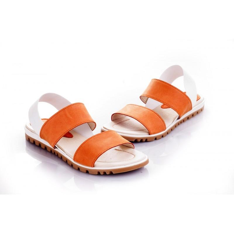 d2a3fe7ccf21 Dámske sandále za najlepšie ceny oranžovej farby - fashionday.eu
