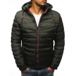 Štýlová zimná pánska bunda