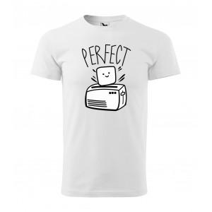 Pánske tričko na valentína s vlastnou potlačou